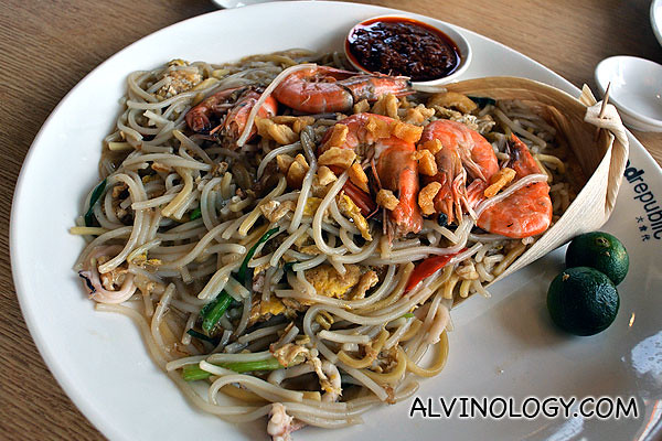 Thye Hong Fried Prawn Noodle - Fried Prawn Noodle