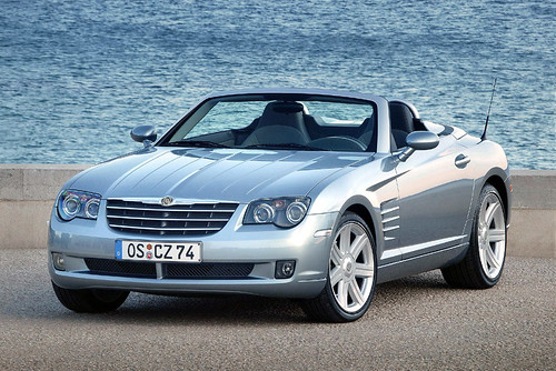 Chrysler Crossfire: Deportivo Coupe o Convertible