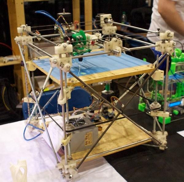 3D Printer Village