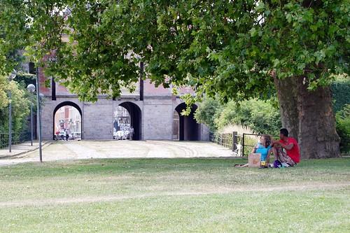 Lille, Porte de Roubaix