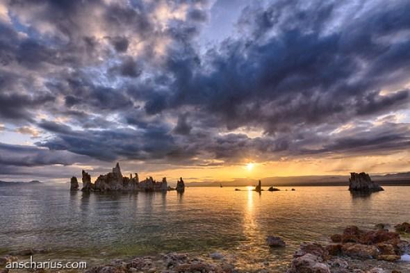 Mono Sunrise #3 - Nikon D800E - AF-S 2,8/14-24mm