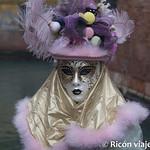 Viajefilos en el Carnaval de Venecia, Mascaras Venecianas 21