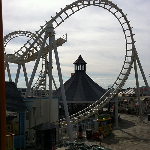 Sea Serpent #amusementpark