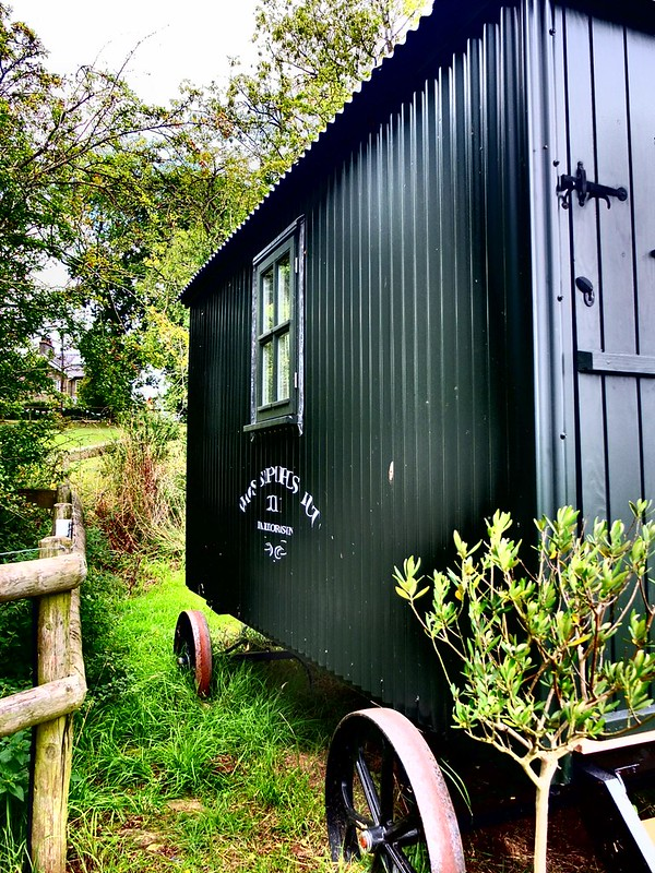Plankbridge Shepherds Hut