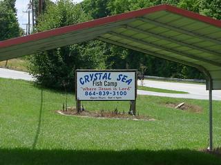 Crystal Sea Fish Camp