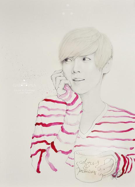 Colors & Promises - Luhan fanart