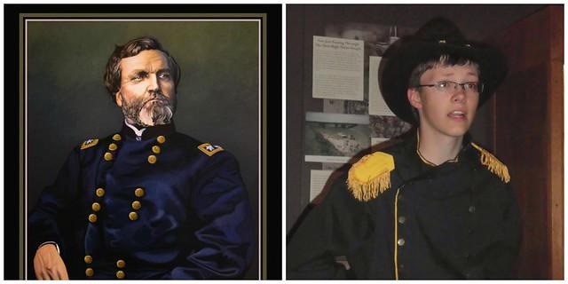 General Thomas Brock collage