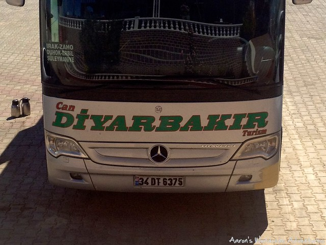 Iraq-bound Bus