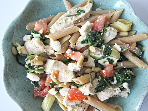 Chicken with Penne 2