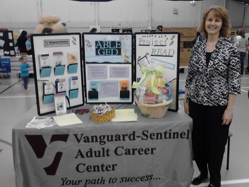 Vanguard-Sentinel Adult Career Center by farrellink