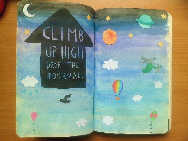 wtj - climb up high