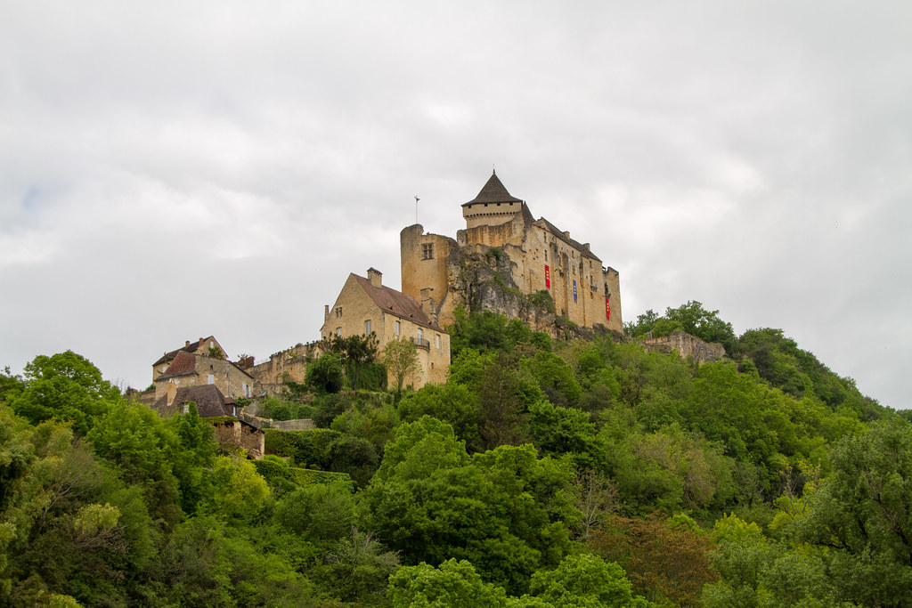 Castelnaud-la-Chapelle(カステ...
