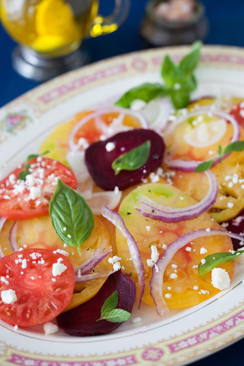 Tomato Salad 4