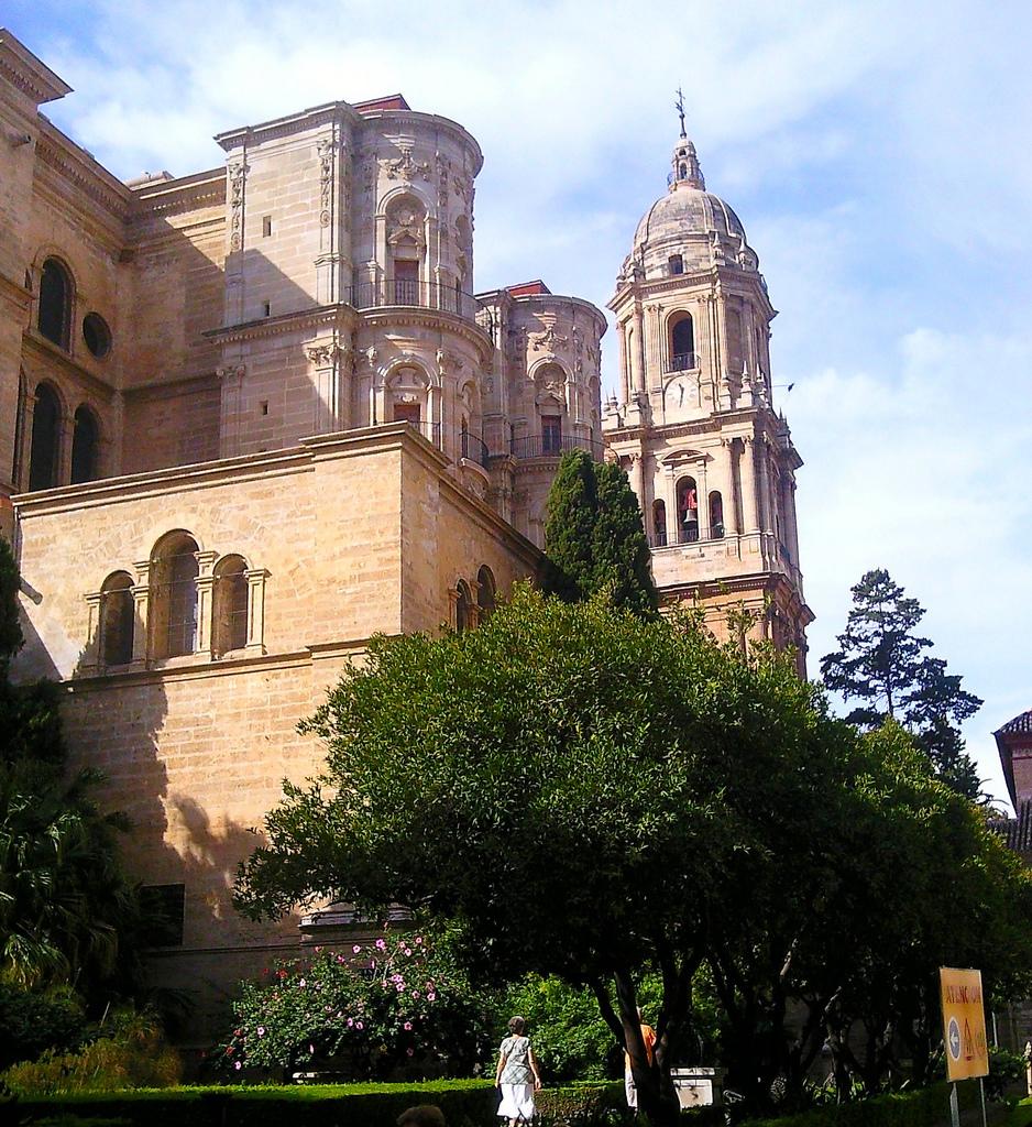Catedral de Málaga. Autor, Karen V Bryan