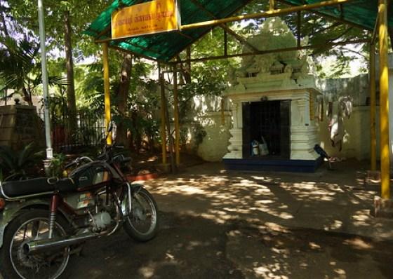 Temple Around the Corner