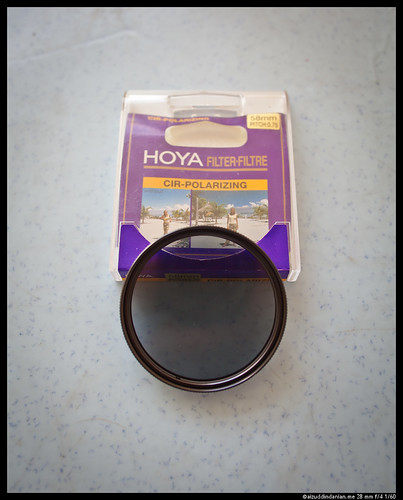 Hoya CIR-Polarizing Filter