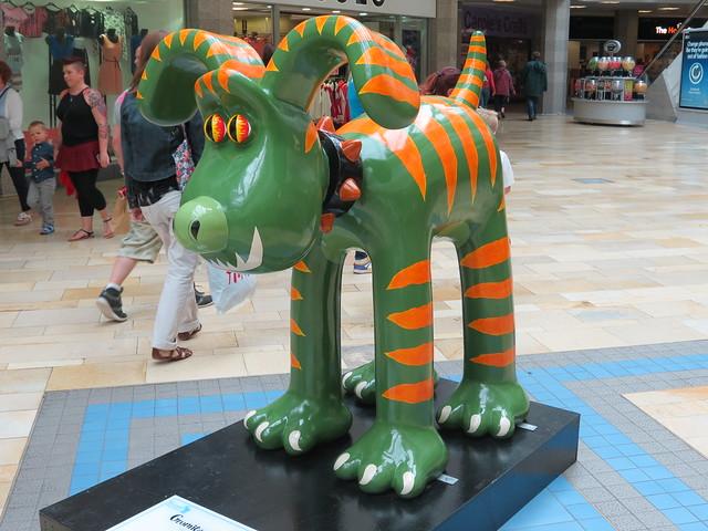 Gromitasaurus by Huncan Daskell