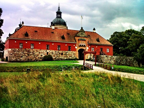 Castle Gripsholm by SpatzMe