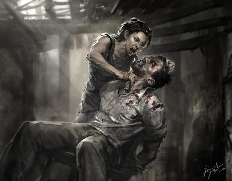 Naughty Dog Pax Panel Showed Off The Last of Us' Alternate Endings 2