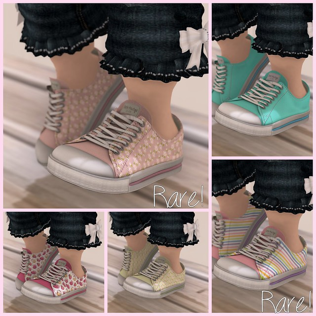 PBWG Preview Girl Shoes