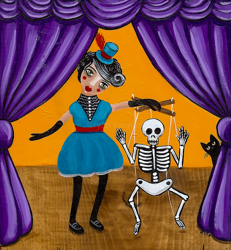 puppeteer and marionette