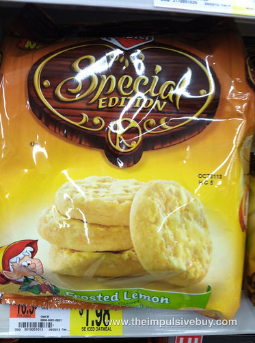 Keebler Special Edition Frosted Lemon