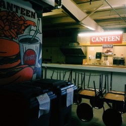 Canteen #vscocam #frex