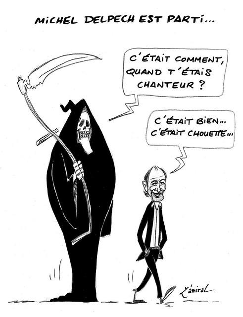 RIP Michel Delpech