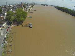 Hochwasserbilder aus der Luft 03.06.13