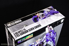 Metal Build 00 Gundam 7 Sword and MB 0 Raiser Review Unboxing (7)