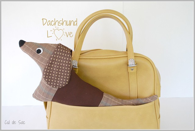 eco-friendly dachshund softie