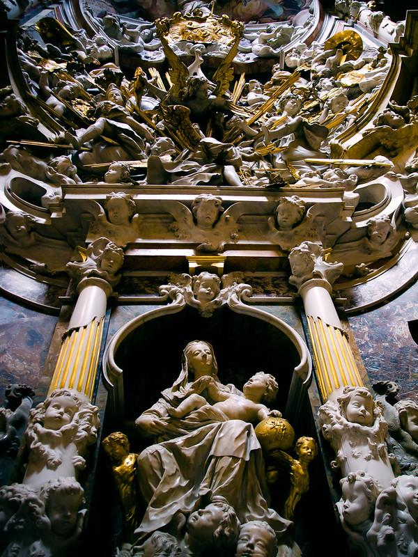 Detalle Catedral de toledo 5