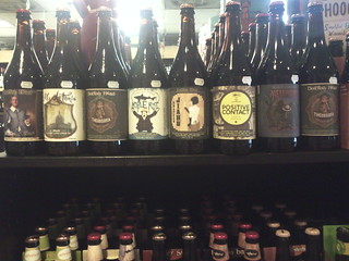 Dogfish Head big bottles