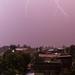 Lightning over Legazpi City