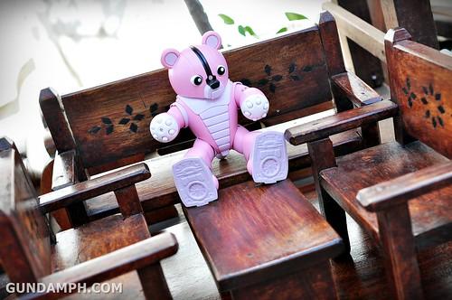 Pink Bearguy at Heritage Village Vigan