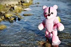 Pink Bearguy at San Mateo River Laoag