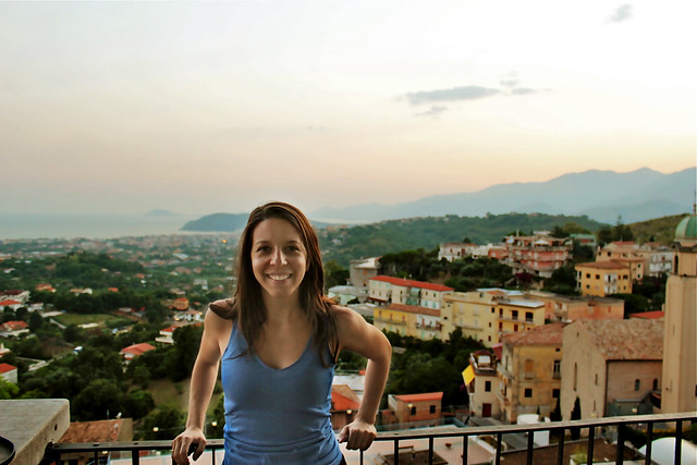 Travel Bare Feet Interview Mickela Mallozzi