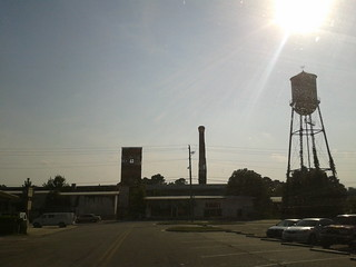 Sun and mill