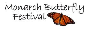 Monarch Butterfly Festival Logo - Color