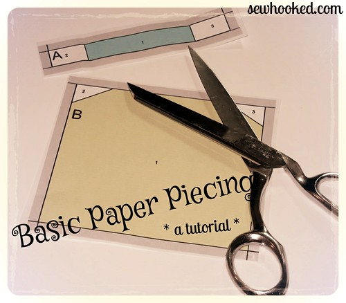Basic Paper Piecing Tutorial