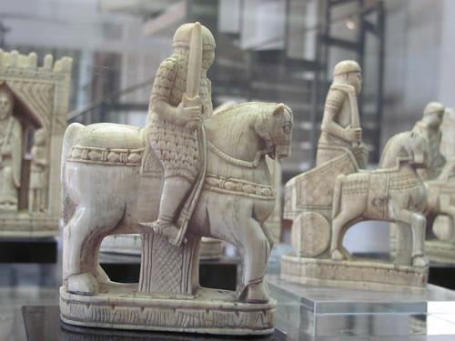 Mediaeval chess!