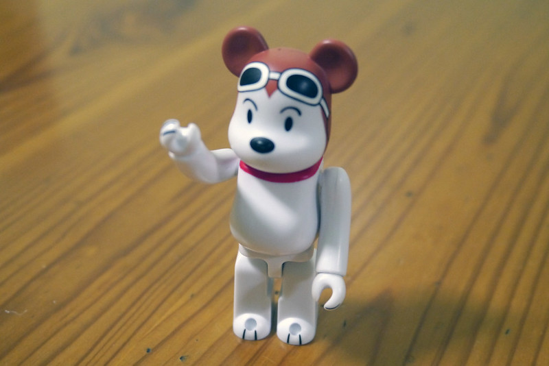 Be@rbrick S24 Snoopy 003