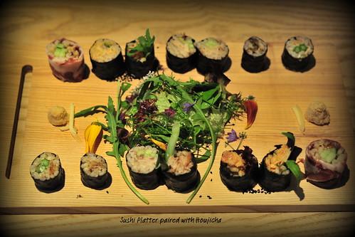 2 Sushi Platter