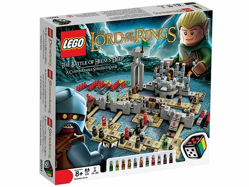 50011 The Battle for Helms Deep BOX
