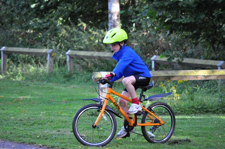 Frog 55 review - a quality kids bike
