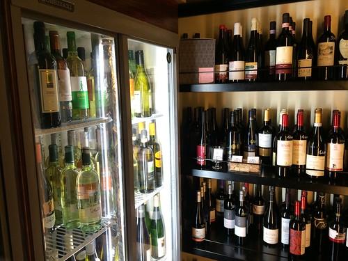 ビオワインたち@神楽坂ワイン食堂