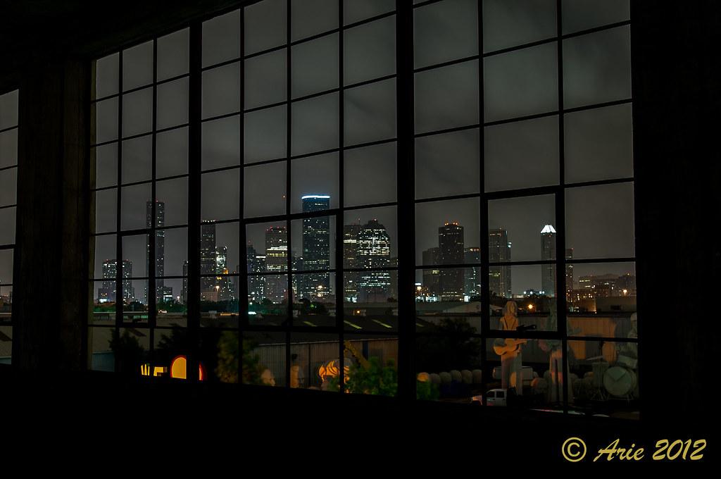 Houston from Summer Street Studios