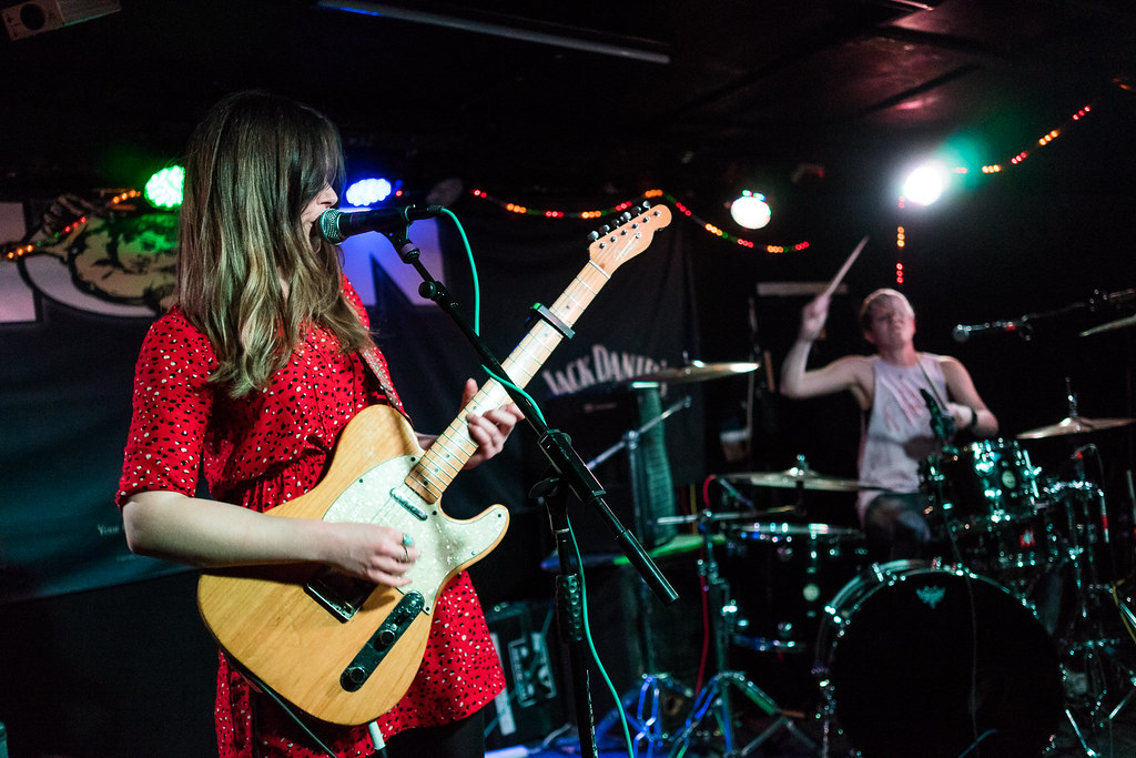 Honeyblood at the Horn