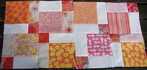 two pink blocks - finally