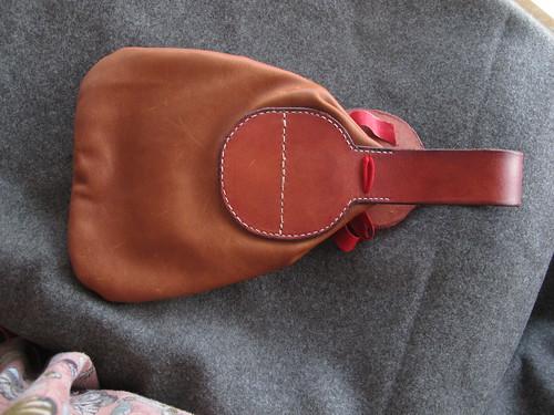 16th century German - bag back